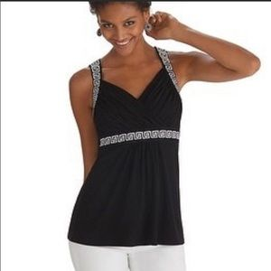 WHBM  Empire Top- Large